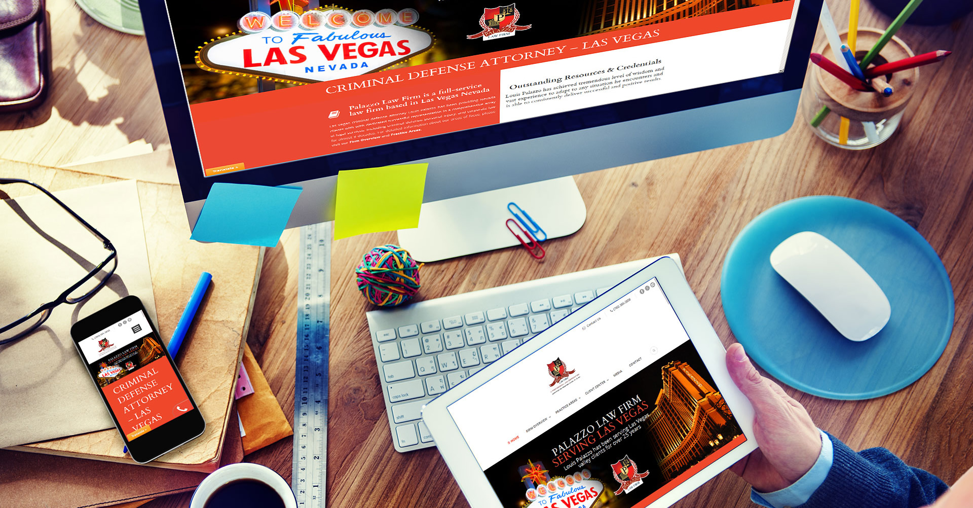Eye-catching Web Design
