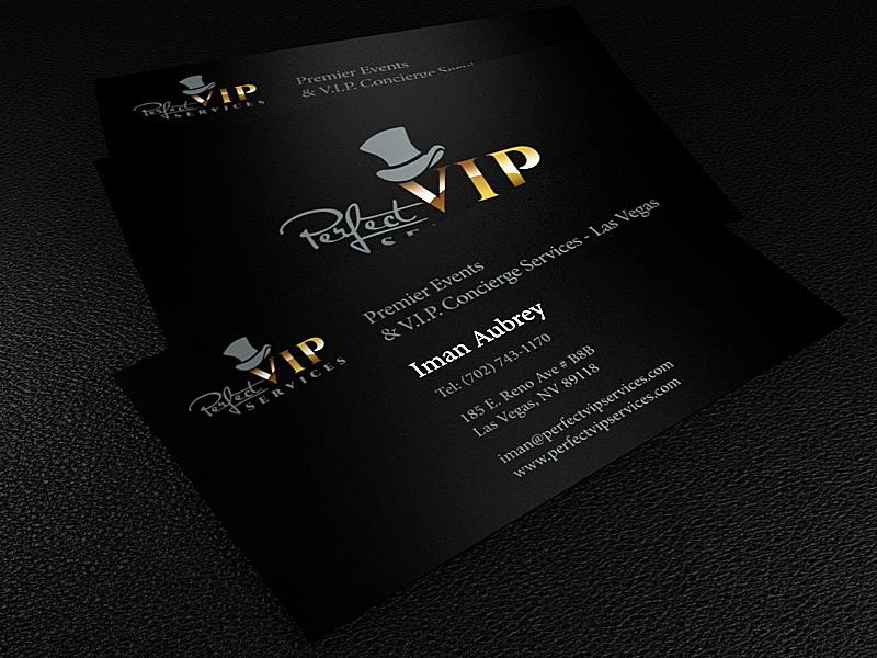 Professional business card design make a powerful first impression business card design reheart Gallery