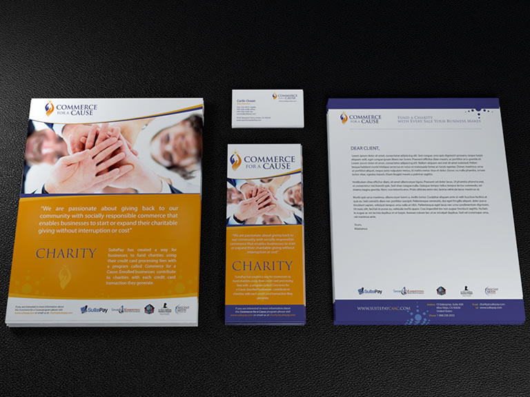 Professional Print Design - Marketing Sets