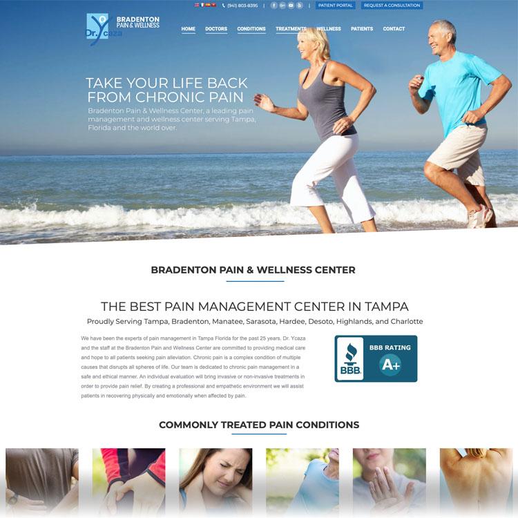 Website Design for Doctors & Physicians